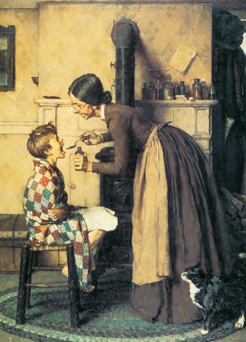 Four Freedoms (Norman Rockwell) - Wikipedia, the free encyclopedia