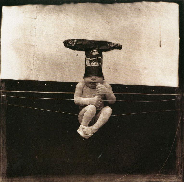 Helnwein Child: Joel Peter Witkin